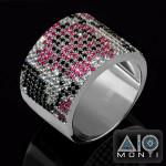 купить кольцо с бриллиантом