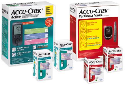 купить глюкометр акку-чек